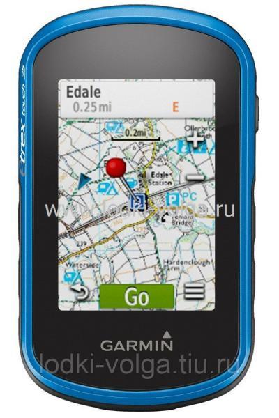 Навигатор Garmin eTrex Touch 25 GPS/Глонасс  Russia (010-01325-03)