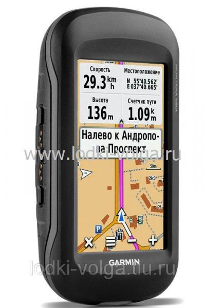 Навигатор Garmin Montana 680T (010-01534-02)