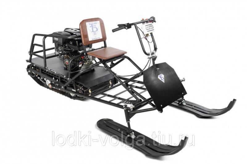 Бурлак-М2 Vector15 л.с.  (Лыжный модуль в комплекте)