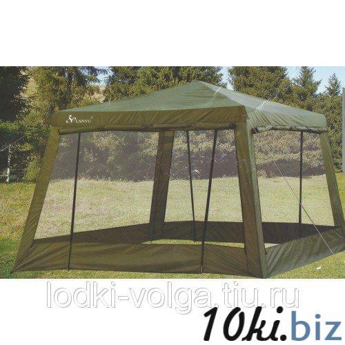 Палатка тент LANYU (320х320хНх245см) 1628 Палатки и тенты туристические на Онлайн рынке России