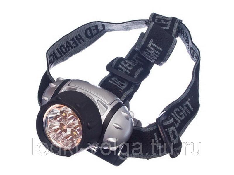 Фонарь налобный 5 LED