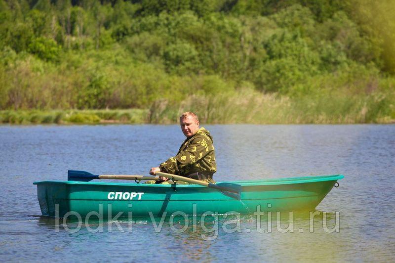 """Гребная лодка """"Спорт"""""""