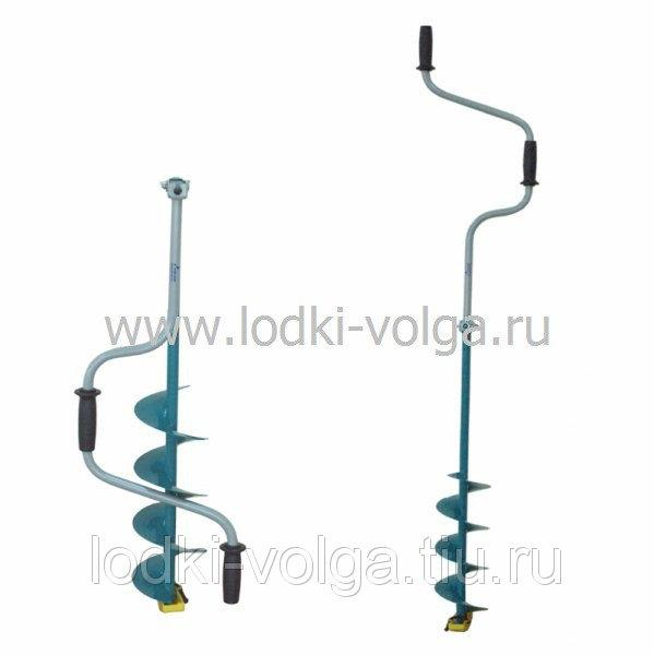Ледобур ЛР-150Д (150мм) двуручный