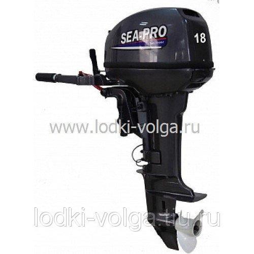 Лодочный мотор Sea-Pro T 18 S