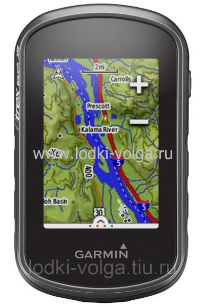 Навигатор Garmin eTrex Touch 35 GPS/Глонасс  Russia (010-01325-14)
