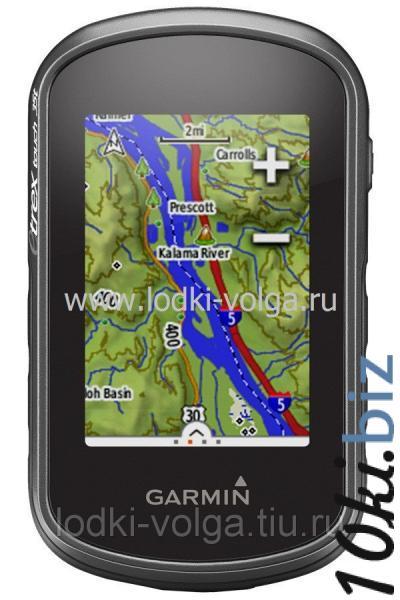 Навигатор Garmin eTrex Touch 35 GPS/Глонасс  Russia (010-01325-14) GPS-навигаторы в России