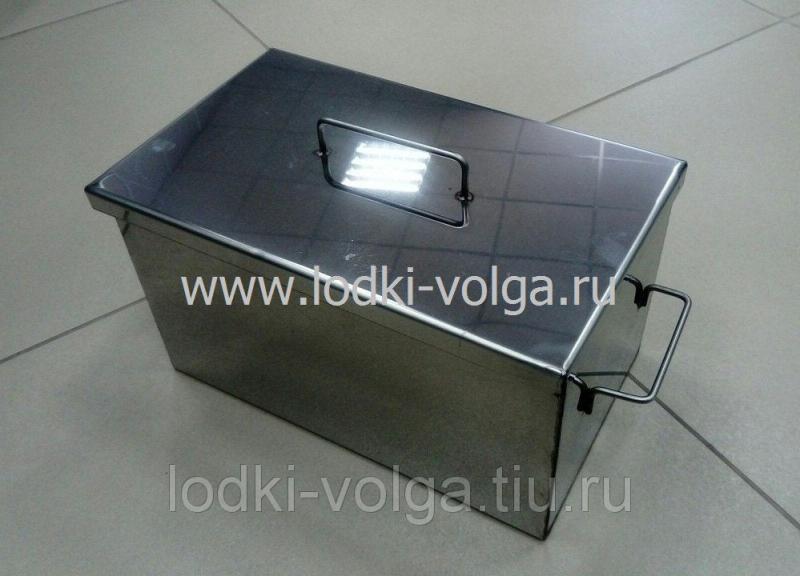 Коптильня, Классик т.2,0 мм 350*200*200