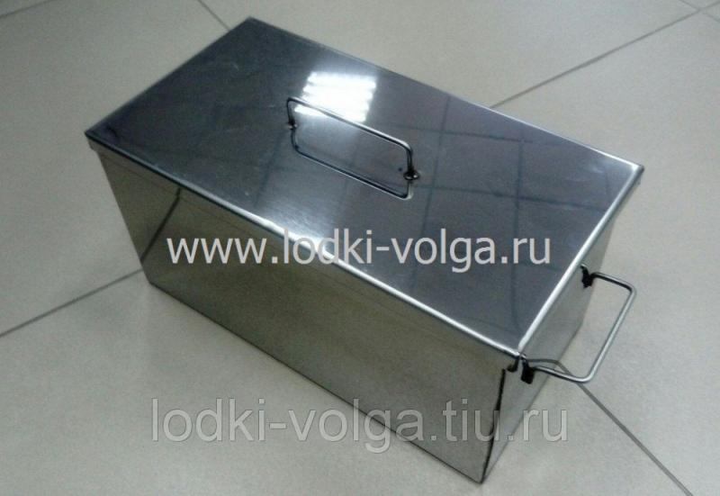 Коптильня, Классик т.2,0 мм 400*200*200