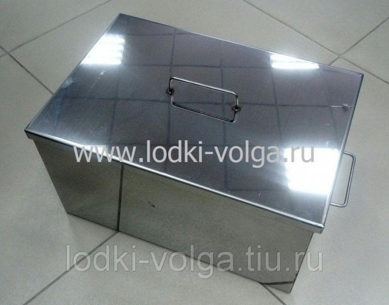 Коптильня, Классик т.2,0 мм 450*300*250