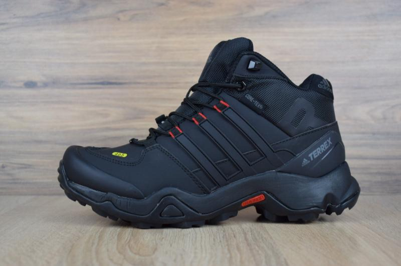 Adidas Terrex 465 Black Red (41-45)
