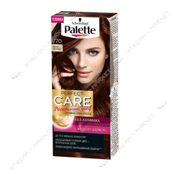 Palette Краска для волос Вишня в шоколаде 770