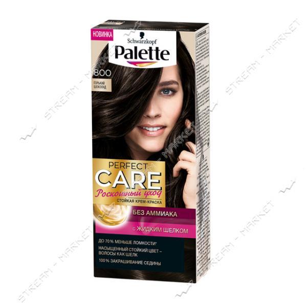 Palette Краска для волос Горький шоколад 800