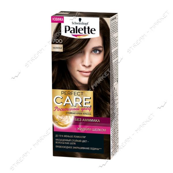 Palette Краска для волос Каштановый 700