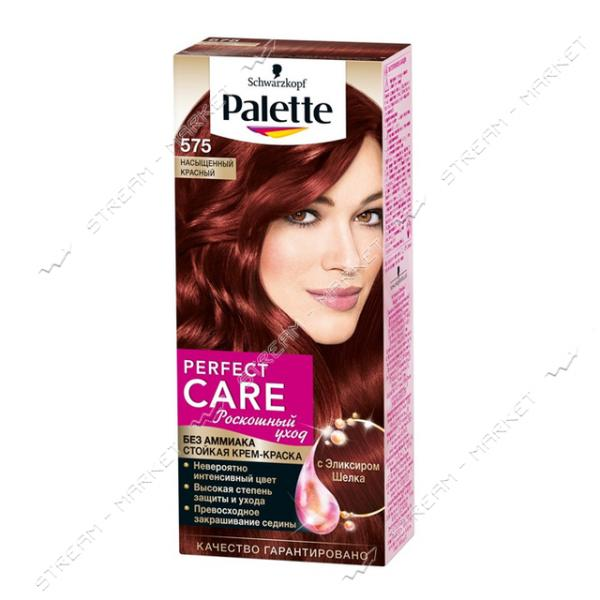 Palette Краска для волос Насыщенный красный 575