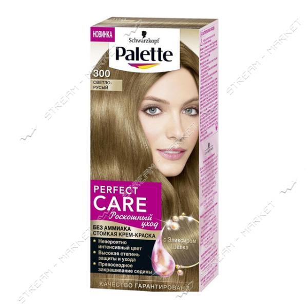 Palette Краска для волос Светло-русый 300