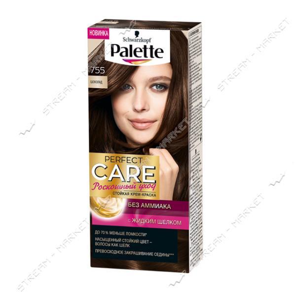 Palette Краска для волос Шоколад 755