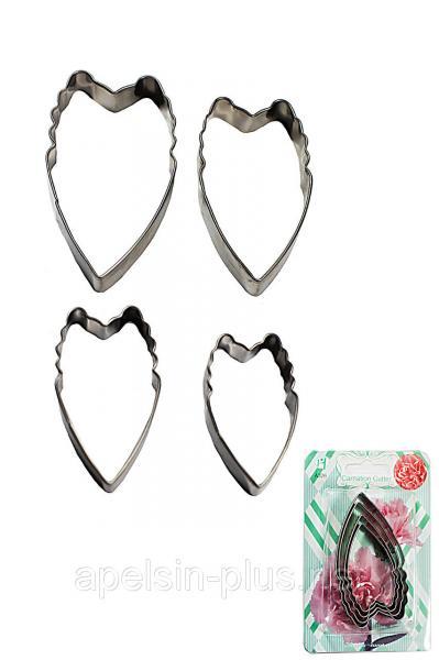 Фото Плунжера и каттеры для мастики Каттеры металлические