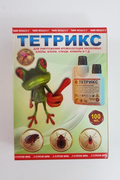 0. Тетрикс 100 мл  . - 1 шт