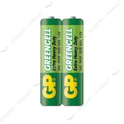 Батарейка GP AAA/R3 ('микропальчик') (уп.2 шт. цена за уп.)