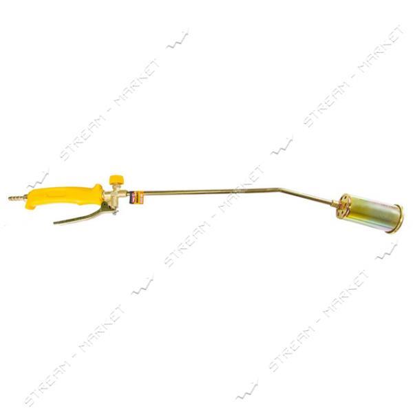 Горелка газовая MASTERTOOL 44-5018 PROFI с клапаном d50мм 400мм