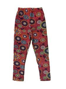 Фото Джинсы, лосины, штаны МАЛЬЧИКАМ и ДЕВОЧКАМ Леггинсы утепленные для девочки