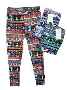 Фото Джинсы, лосины, штаны Леггинсы  для девочки от 3 до 12 лет