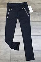 Фото Джинсы, лосины, штаны Лосины на меху для девочки от 7 до 12 лет