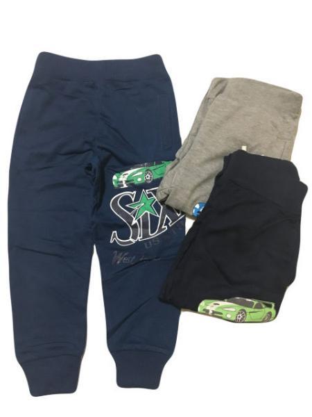 Спортивные штаны для мальчика 4 года