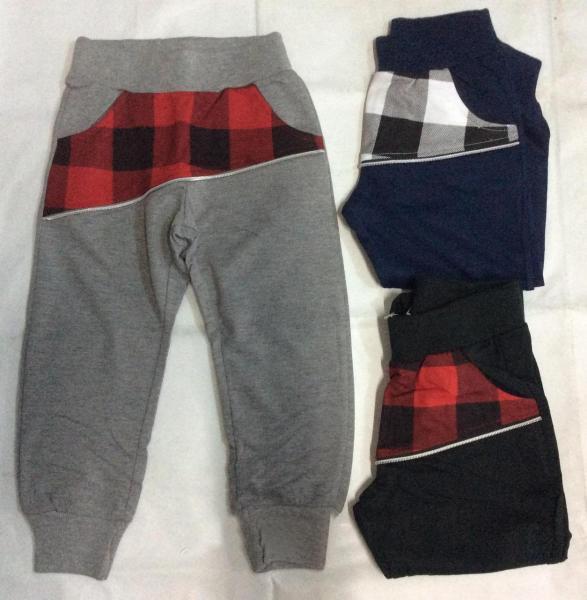 Спортивные штаны для мальчика от 3 до 12 лет