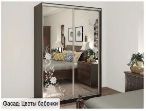 Фото шкафы, шкафы-купе ПШ-3.5 БАБОЧКИ
