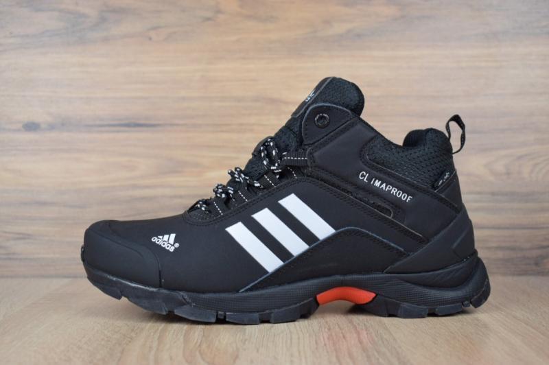Adidas ClimaProof Black White (41-45)