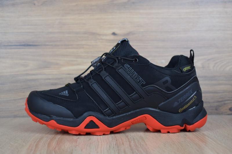 Adidas Terrex Swift Black Red (41-46)