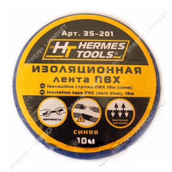 Изолента ПВХ Ht-Hermes Tools 17х0.13мм 10м черная