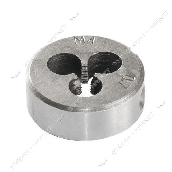 Плашка для нарезания резьбы MASTERTOOL 15-0041 М4*0.7мм