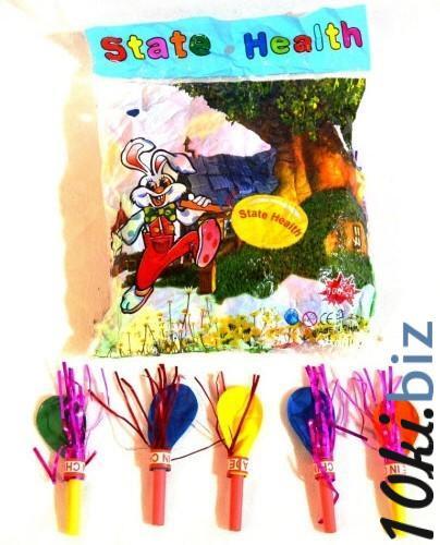 Свистулька с шариком 1 шт., цвет в ассортименте купить в Кировограде - Развивающие и обучающие игрушки с ценами и фото