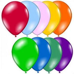 Фото Шары воздушные Воздушный шар пастель 18