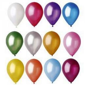 Фото Шары воздушные Воздушный шар металлик