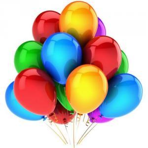 Фото Шары воздушные Воздушный шар металлик 16