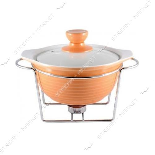 Мармит Maestro MR-10959-72 1, 2л оранжевый