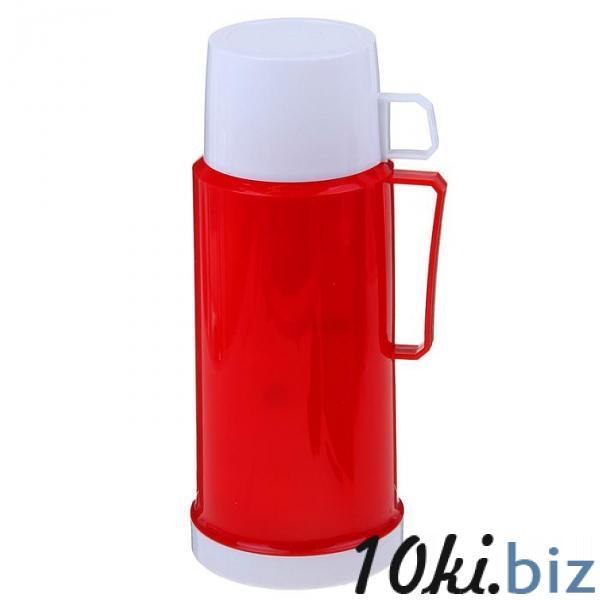 Термос с ручкой «Любимый напиток», 1 л, 1 кружка, 6-8 ч, микс купить в Беларуси - Термосы