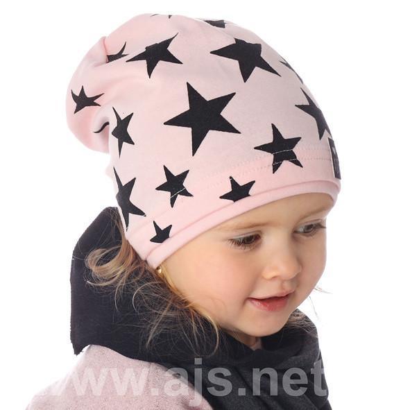 Детские шапки для девочек 36AJS052 Польша Наличие цвета уточняйте