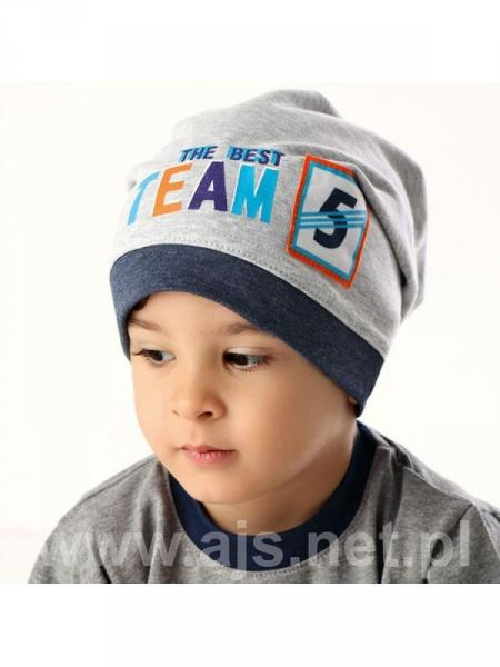 Детские шапки для мальчиков 36AJS072 Польша
