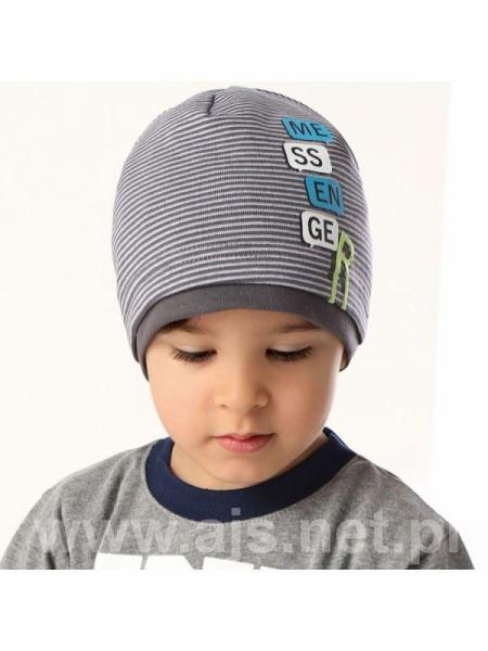 Детские шапки для мальчиков 36AJS074 Польша