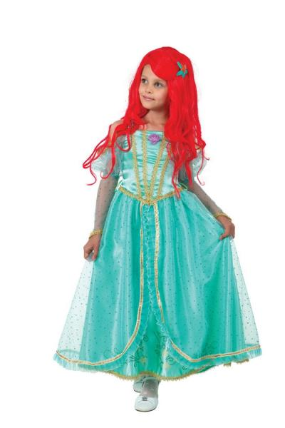 Карнавальный костюм принцесса Ариэль детский