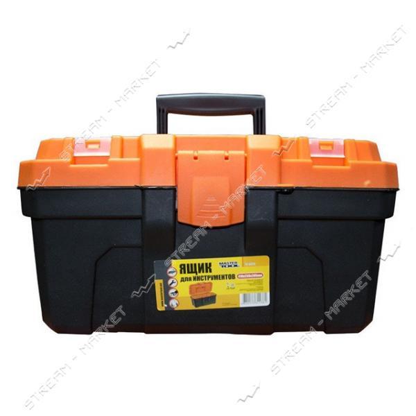 Ящик для инструмента MASTERTOOL 79-6026 усиленный 16'