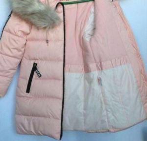 Фото Куртки, комбинезоны, пальто, жилетки ДЕВОЧКАМ ЗИМА. Пальто для девочки от 4 до 10 лет