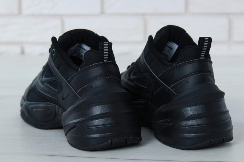 Фото СПОРТИВНАЯ ОБУВЬ, NIKE, Серия M2K Tekno  Nike M2K Tekno Black (41-45)