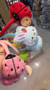 Фото Шапки, перчатки, наушники, шарфы Ушки наушники 2-7лет