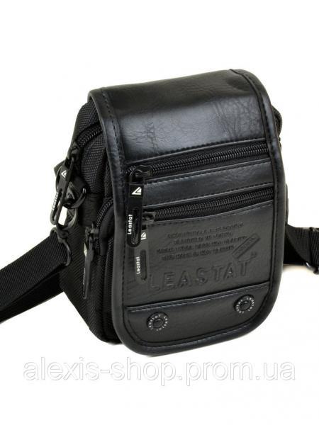 Мужская сумка-планшет Leastat 304-1 black