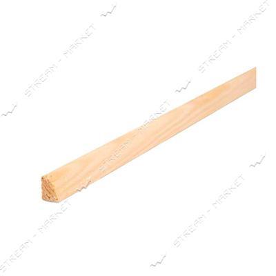 Штапик деревянный 2.0м 100шт